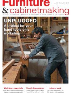 Furniture & Cabinetmaking – October 2019