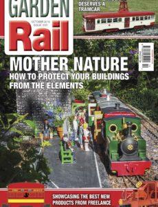 Garden Rail – Issue 302 – October 2019