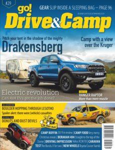Go! Drive & Camp – December 2019