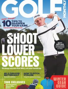 Golf Monthly UK – December 2019