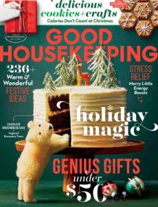 Good Housekeeping USA – December 2019