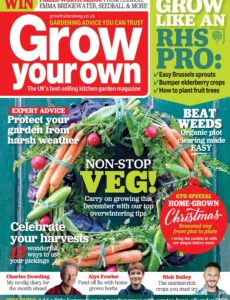 Grow Your Own – December 2019
