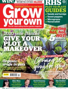 Grow Your Own – January 2020