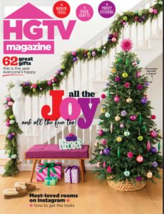 HGTV Magazine – December 2019