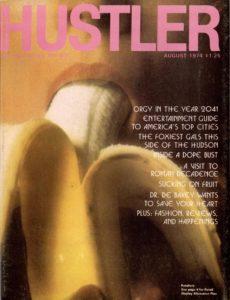 HUSTLER USA – August 1974