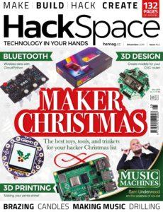 HackSpace – December 2019