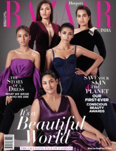 Harper's Bazaar India – November 2019