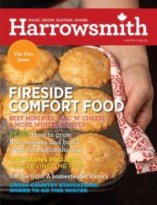 Harrowsmith – Winter 2019-2020
