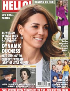 Hello! Magazine UK – 02 December 2019