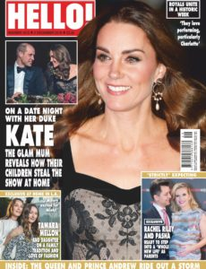 Hello! Magazine UK – 09 December 2019