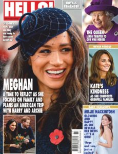 Hello! Magazine UK – 25 November 2019
