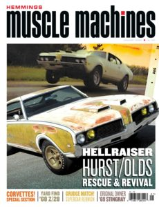 Hemmings Muscle Machines – January 2020