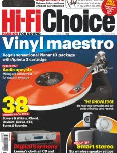 Hi-Fi Choice – December 2019