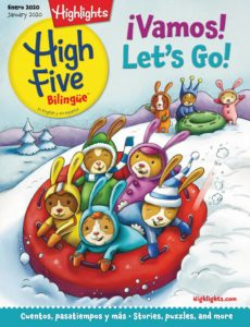 Highlights High Five Bilingue – January 2020