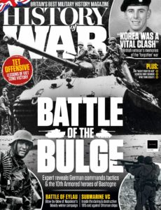 History of War – Issue 75 , 2019