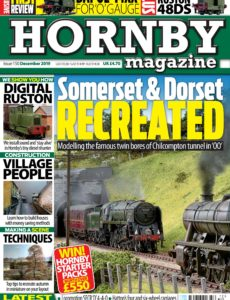 Hornby Magazine – Issue 150 – December 2019