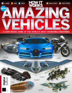 How It Works Book of Amazing Vehicles – 8th Edition 2019