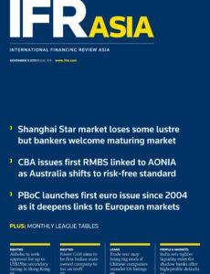 IFR Asia – November 09, 2019