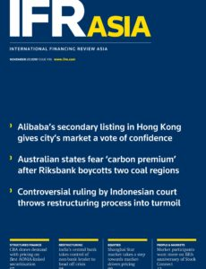 IFR Asia – November 23, 2019