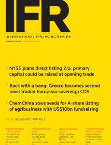 IFR Magazine – November 30, 2019