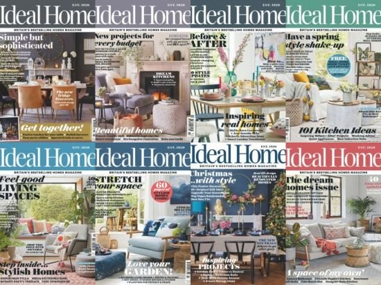Ideal Home – Full Year 2019 Collection