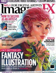 ImagineFX – Issue 82 – January 2020
