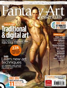 ImagineFX Presents Fantasy Art Essentials – August 2011
