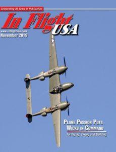 In Flight USA – November 2019