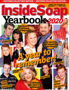Inside Soap Yearbook – November 2019