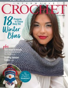 Interweave Crochet – Winter 2020
