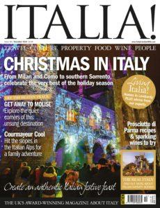 Italia! Magazine – December 2019