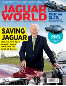 Jaguar World – January 2020
