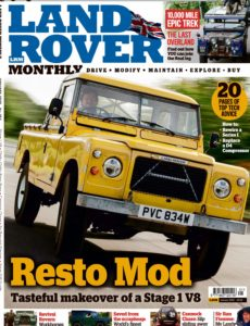 Land Rover Monthly – January 2020