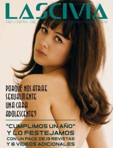 Lascivia Magazine – Octubre 2015