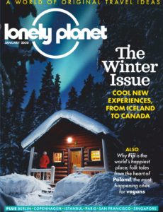 Lonely Planet Traveller UK – January 2020
