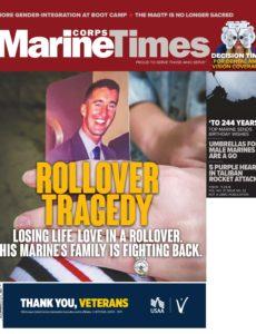 Marine Corps Times – November 2019