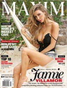 Maxim New Zealand – December 2019