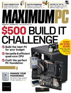 Maximum PC – December 2019