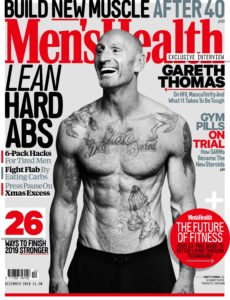 Men's Health UK – December 2019