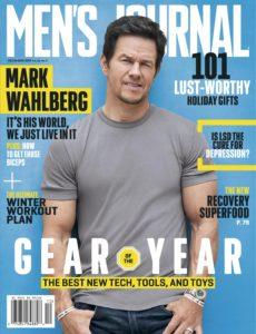Men's Journal – December 2019