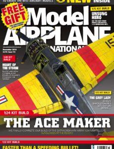 Model Airplane International – Issue 173 – December 2019