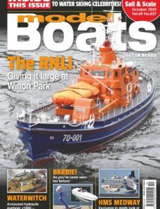 Model Boats – October 2019