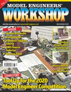 Model Engineers' Workshop Magazine – December 2019