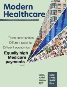 Modern Healthcare – December 02, 2019
