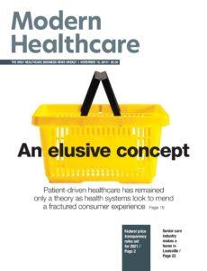 Modern Healthcare – November 18, 2019