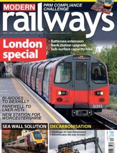 Modern Railways – December 2019