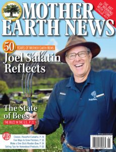 Mother Earth News – December 2019-January 2020
