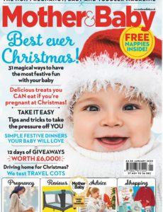 Mother & Baby UK – January 2020