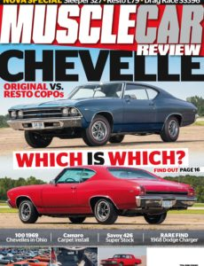 Muscle Car Review – December 2019
