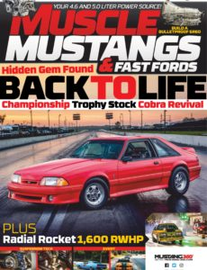 Muscle Mustangs & Fast Fords – January 2020